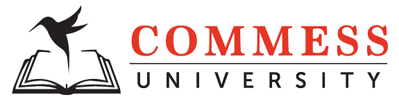 Commess University New Logo